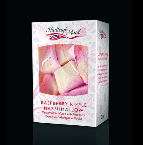 Marshmallows - Raspberry Ripple or Toasted Coconut (120g)