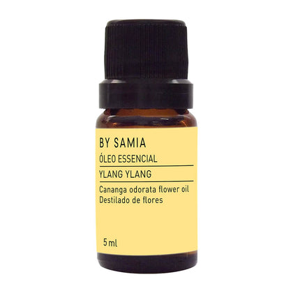 Óleo Essencial de Ylang-Ylang - By Samia - 5 ml