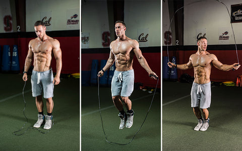 double-under-jump-rope