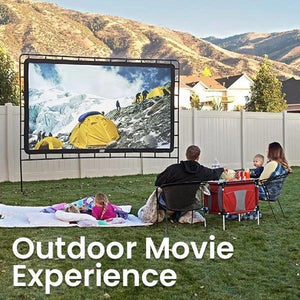 🎁Portable Giant Outdoor Movie Screen🎁Last Day Promotion 50% OFF