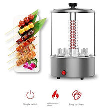 Load image into Gallery viewer, Electric BBQ Grill With 360 ° Smokeless Automatic Rotating Can Hold 12 Strings