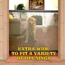 Load image into Gallery viewer, (Last Day Promotion 50% Off!) Portable Kids &Pets Safety Door Guard