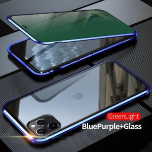 2020 iPhone New Generation of Green Light Eye Protection Magneto King