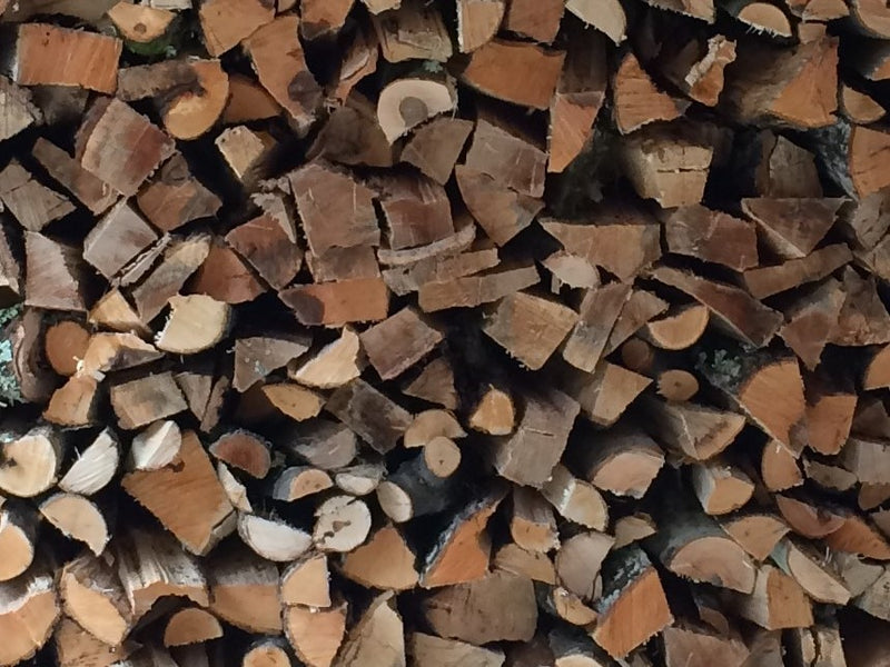 firewood makes the best fuel for making maple syrup