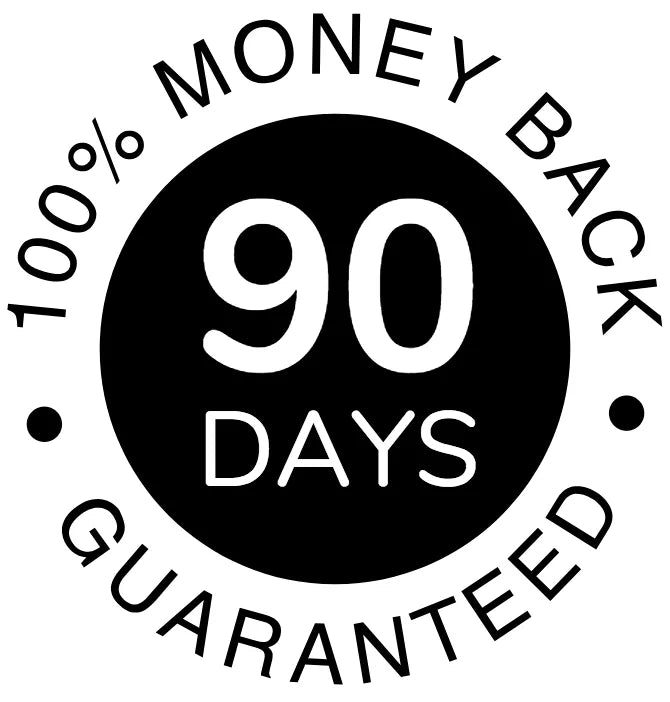 90 Day Money-Back Guarantee