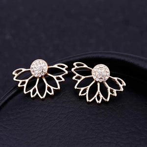 Lotus Earrings - TEROF