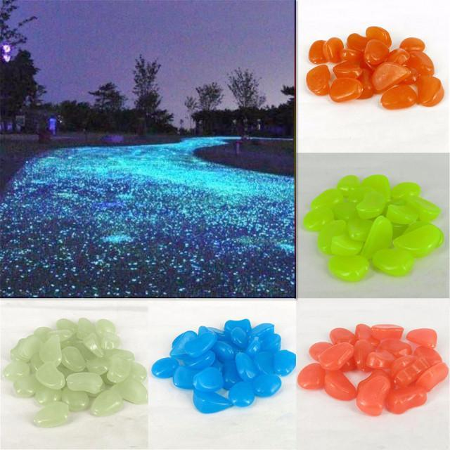 Luminous Pebbles Glow Stones - decor - Gaghy.com