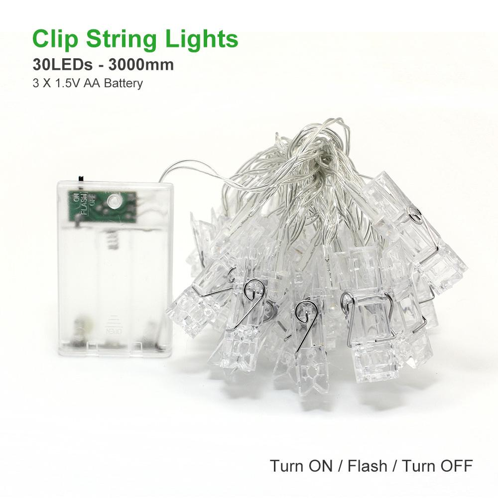 LED Stringy Fairy Lights - TEROF