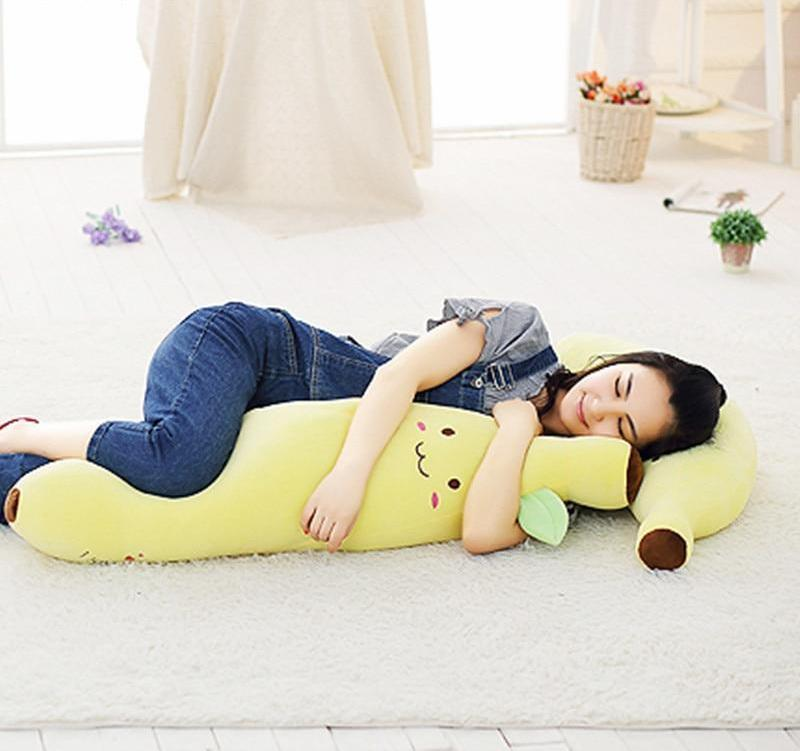 Plush Banana Toy/Pillow - TEROF
