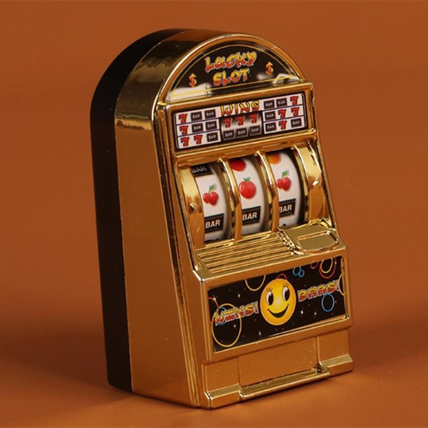 Lucky Strikes Slot Machine Toy - TEROF