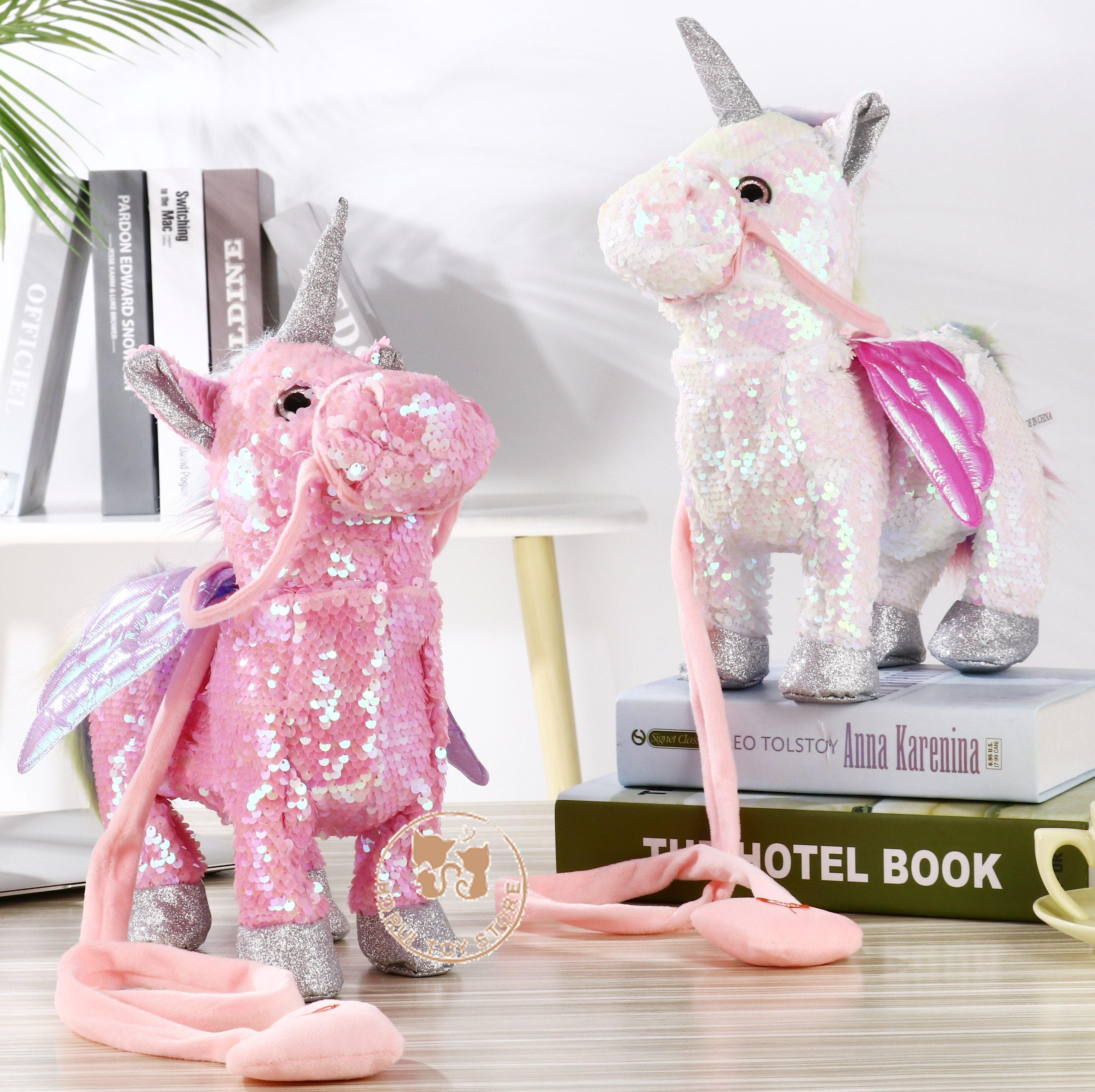 Sequin Walking Unicorn - TEROF