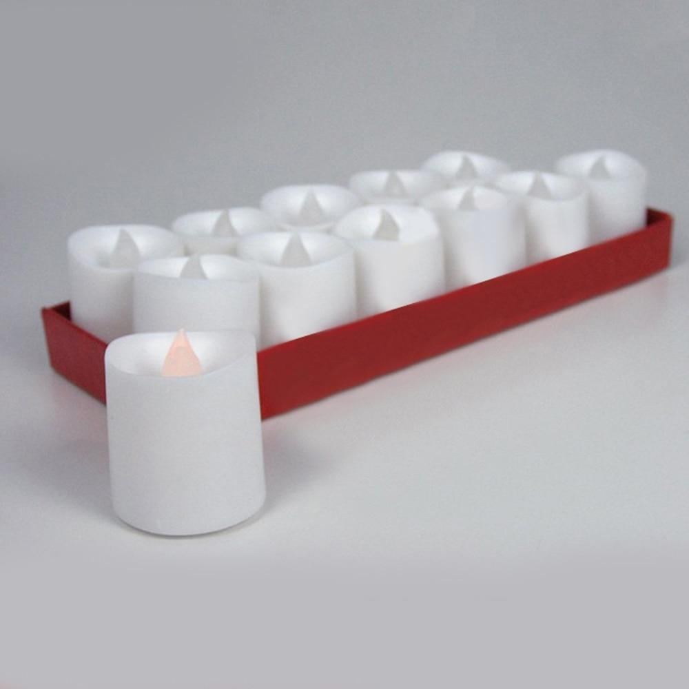 Flameless Votive Love Candles - TEROF