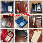 Leather Wallet Case - TEROF