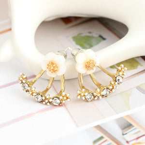 Floral Ear Jackets - TEROF