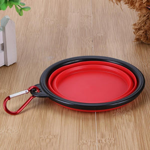 Collapsible Dog Bowl - TEROF