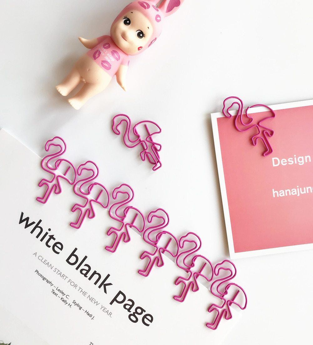 Flamingo Bookmark - TEROF