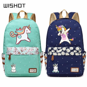 Unicorn Backpack - TEROF