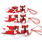 Santa Silverware Stockings - TEROF