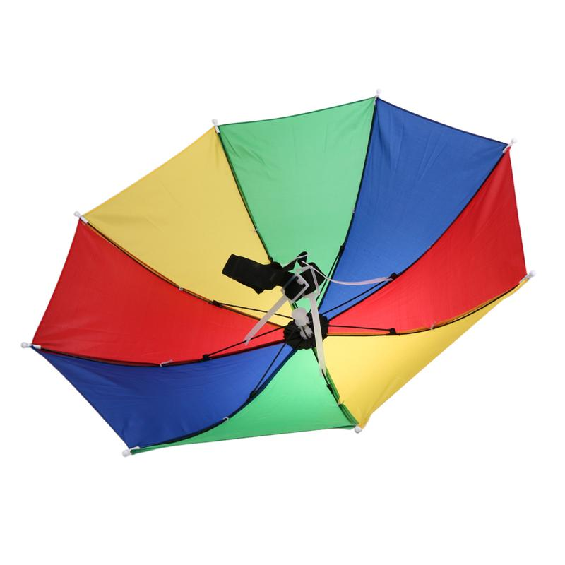 Hands-Free Umbrella Hat - TEROF