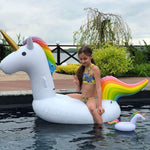 Giant Unicorn Inflatable Float - TEROF