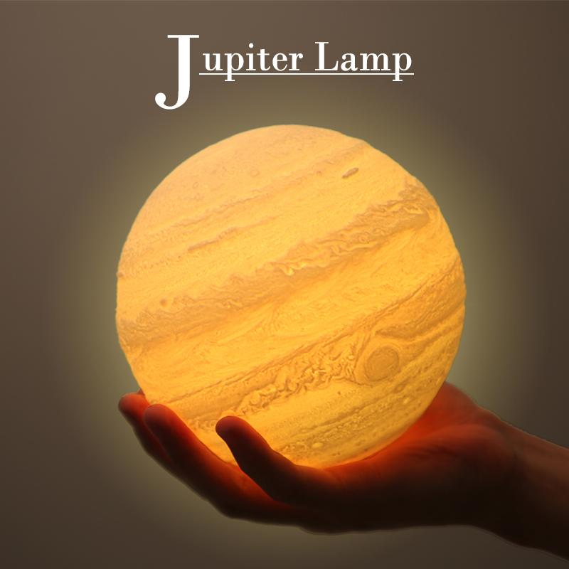 Mystical Jupiter Lamp - TEROF
