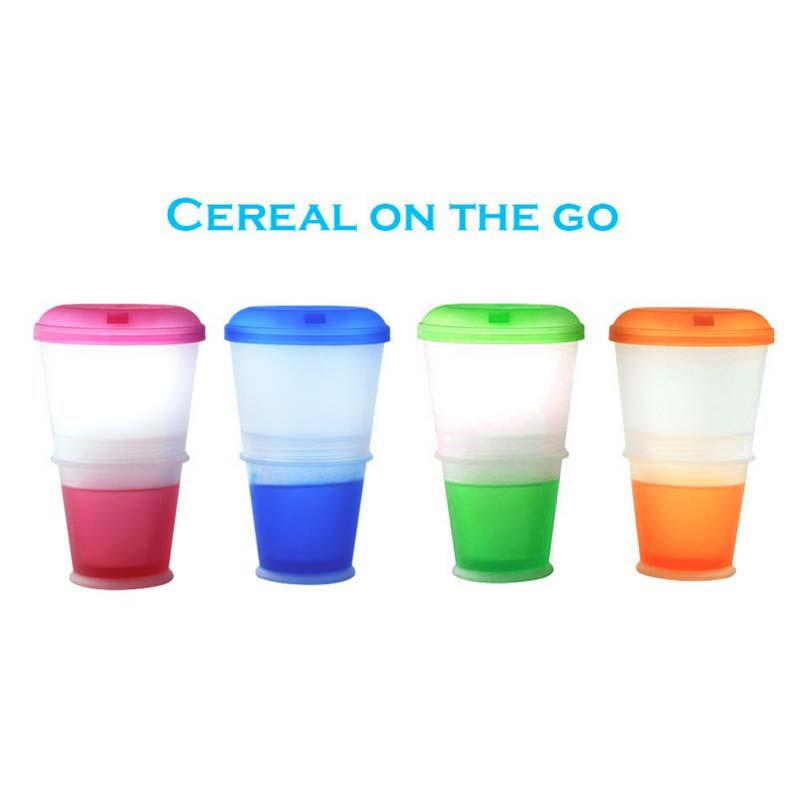 Portable Cereal Bowl - TEROF