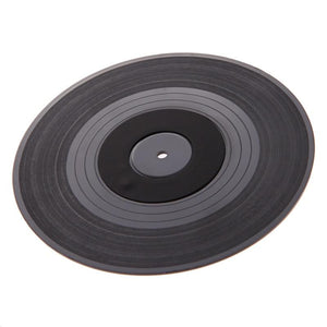 Vinyl Record Coaster Set - TEROF