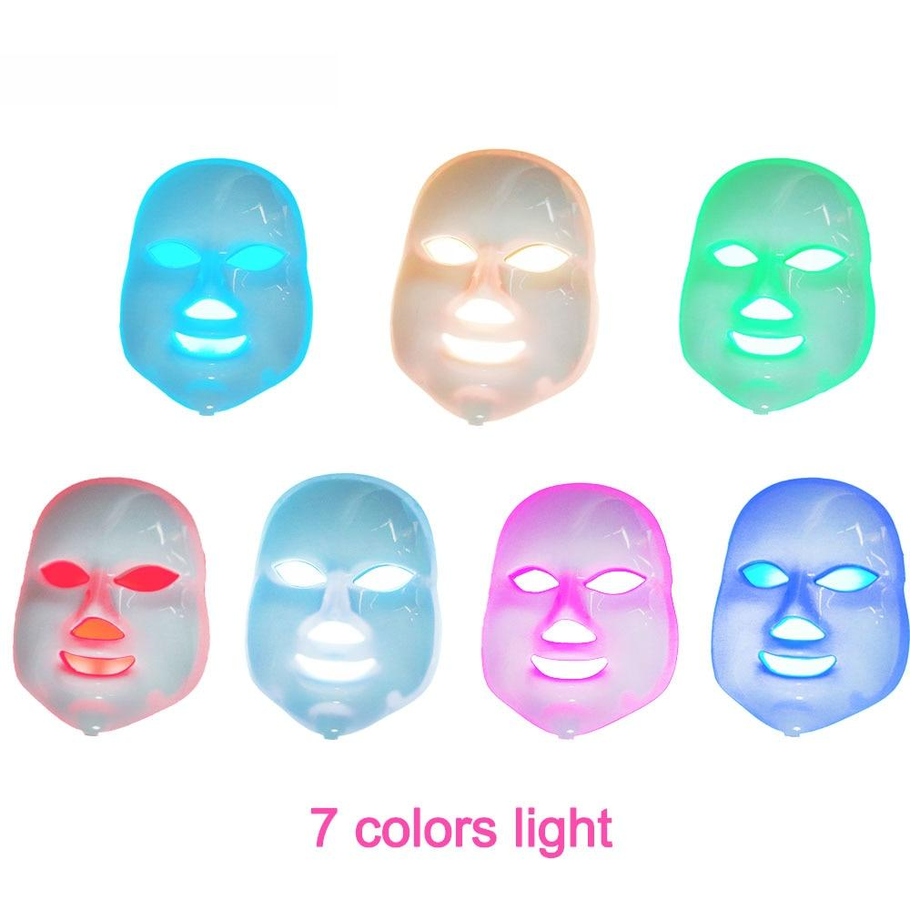 Light Therapy Skin Glow Mask - TEROF