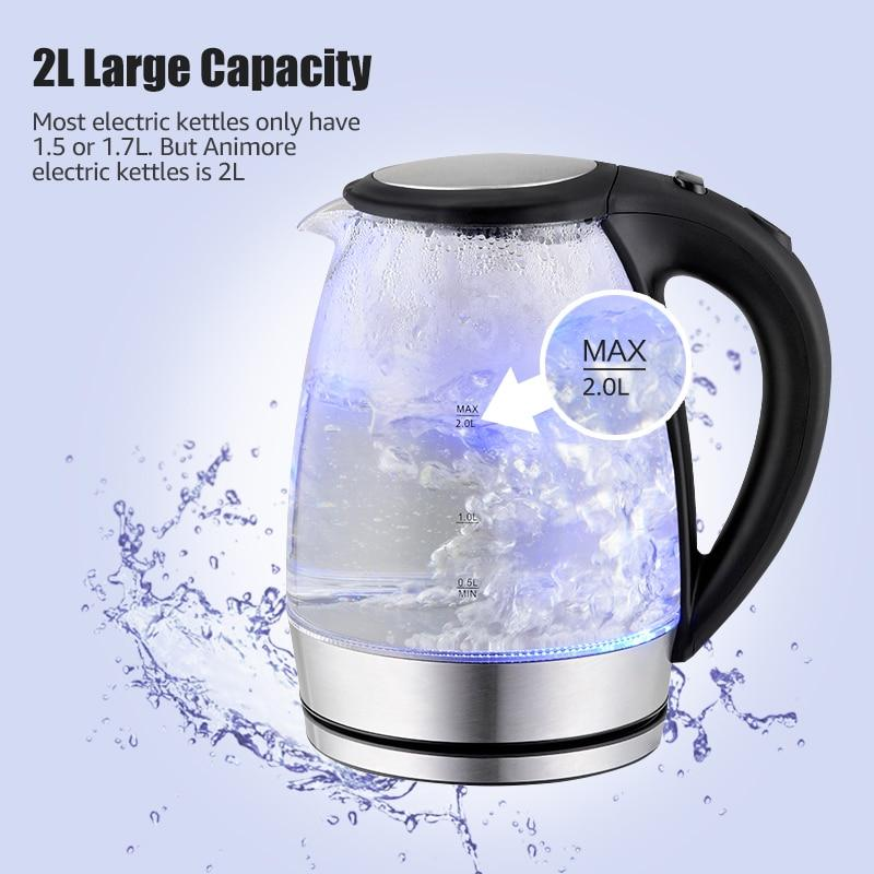 Electric Kettle - TEROF