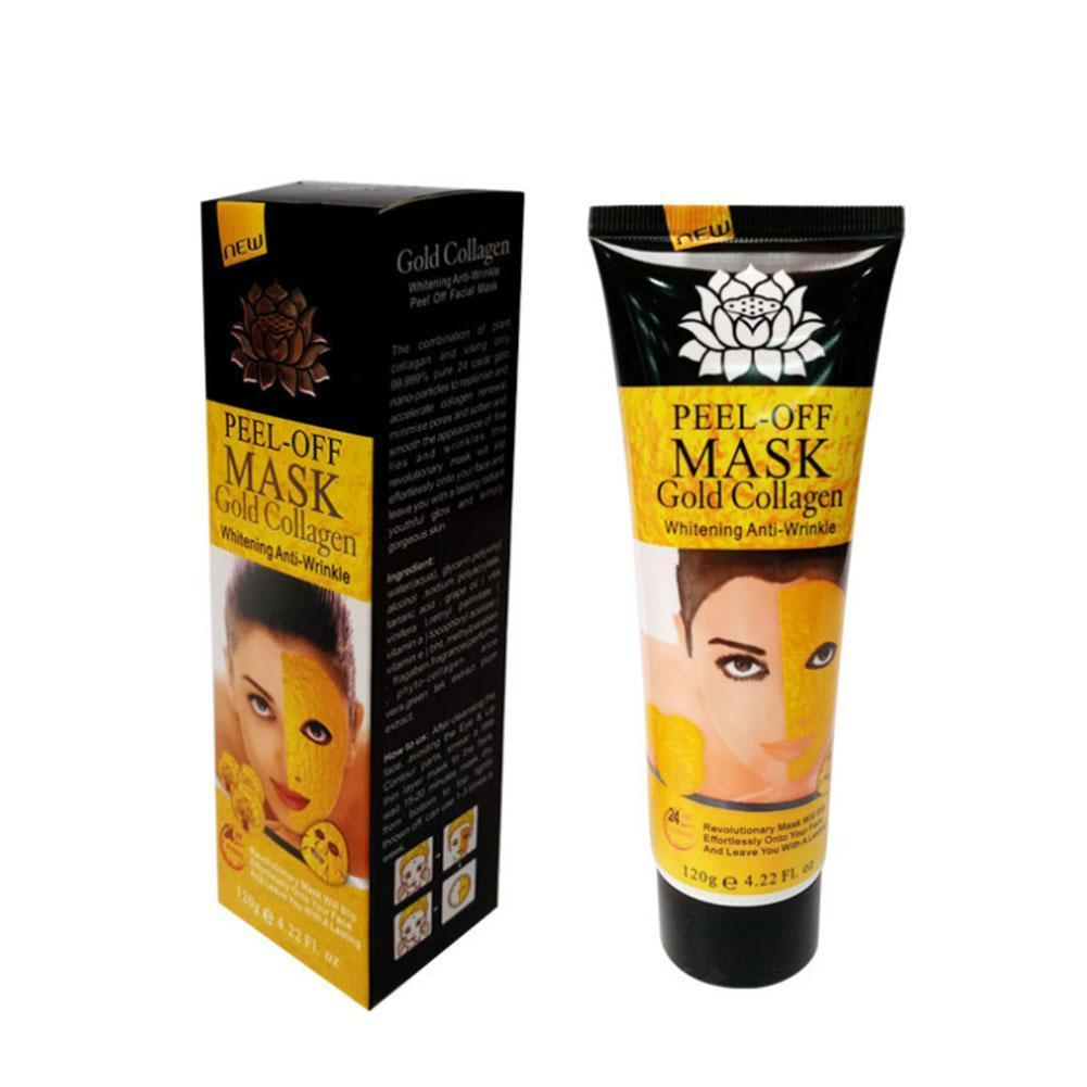 Golden Face Mask - TEROF