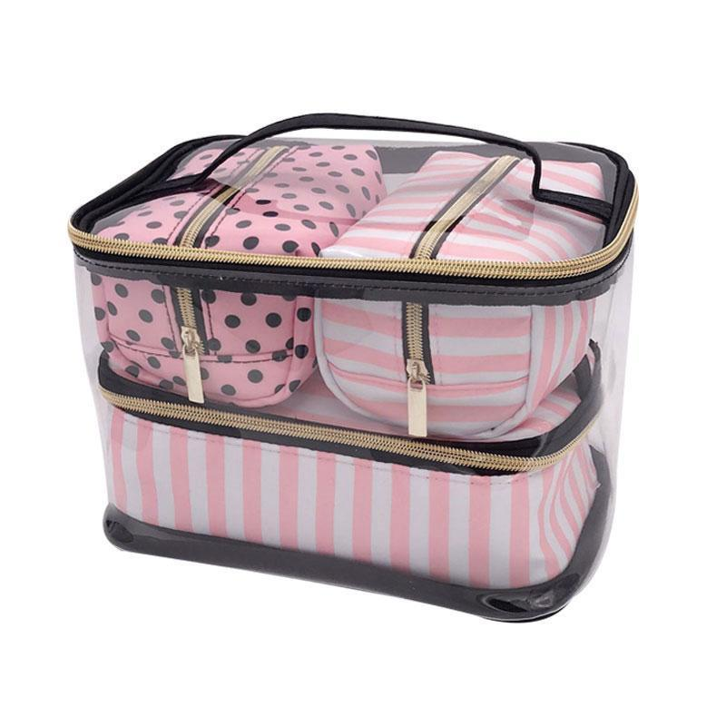 Look-Through Makeup Bag - TEROF