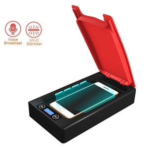 Portable UV Phone Sanitizer - TEROF