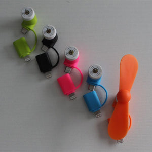 Mini Portable USB Mobile Fan - TEROF