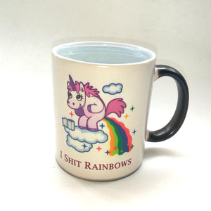 I Shit Rainbows Mug - TEROF