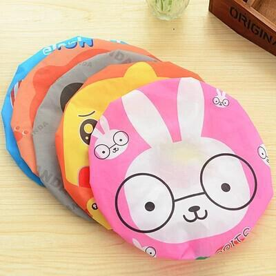 Reuseable Cartoon Shower Cap - TEROF