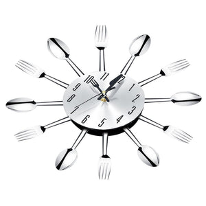 Utensil Clock - TEROF