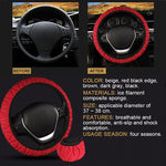 Cushioned Steering Wheel Cover - TEROF