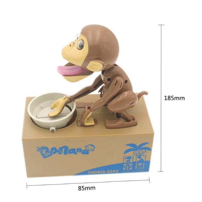 Monkey Business Coin Bank - TEROF