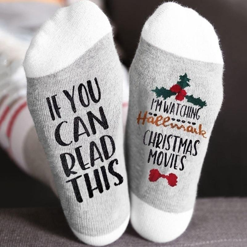 Christmas Movie Socks - TEROF