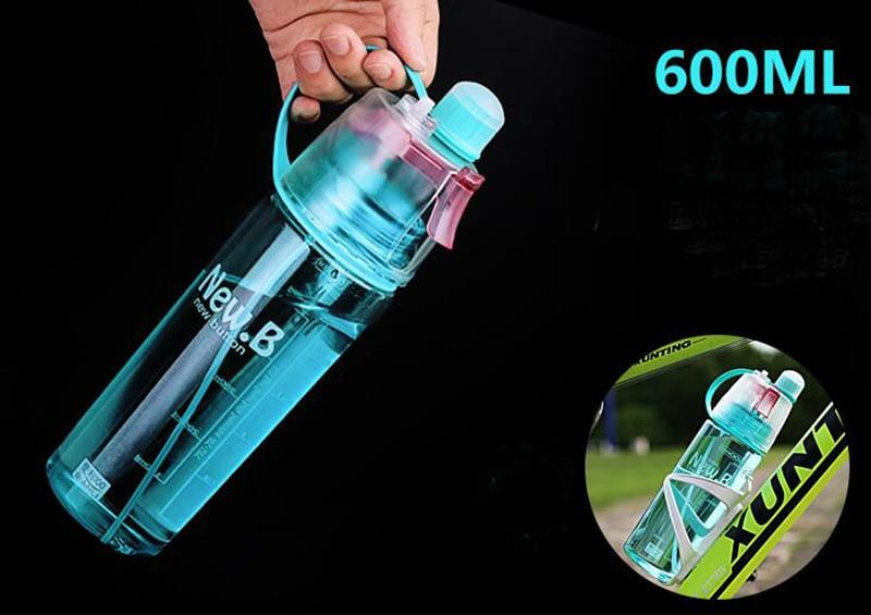 Reusable Mist Water Bottle - TEROF