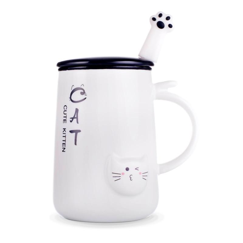 Coffee Cat Mug - TEROF