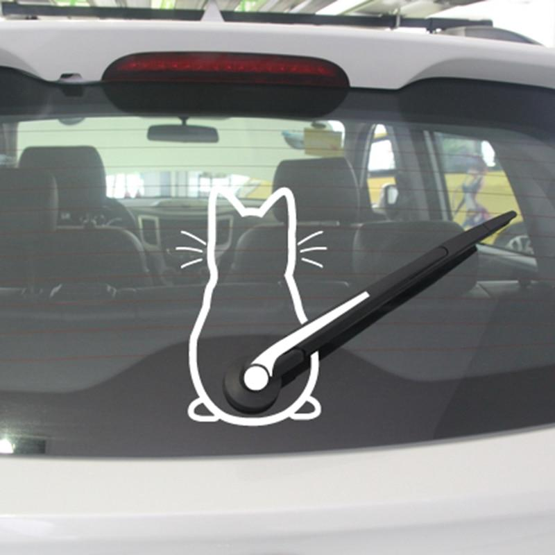 Kitty Tail Windshield - TEROF