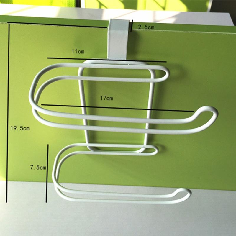Double Rack Toilet Paper Holder - TEROF