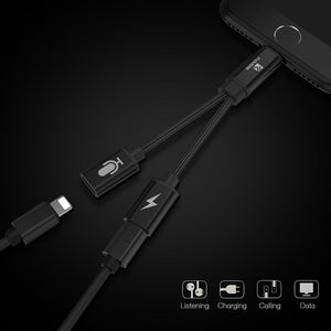 Dual Adapter Phone Splitter - TEROF