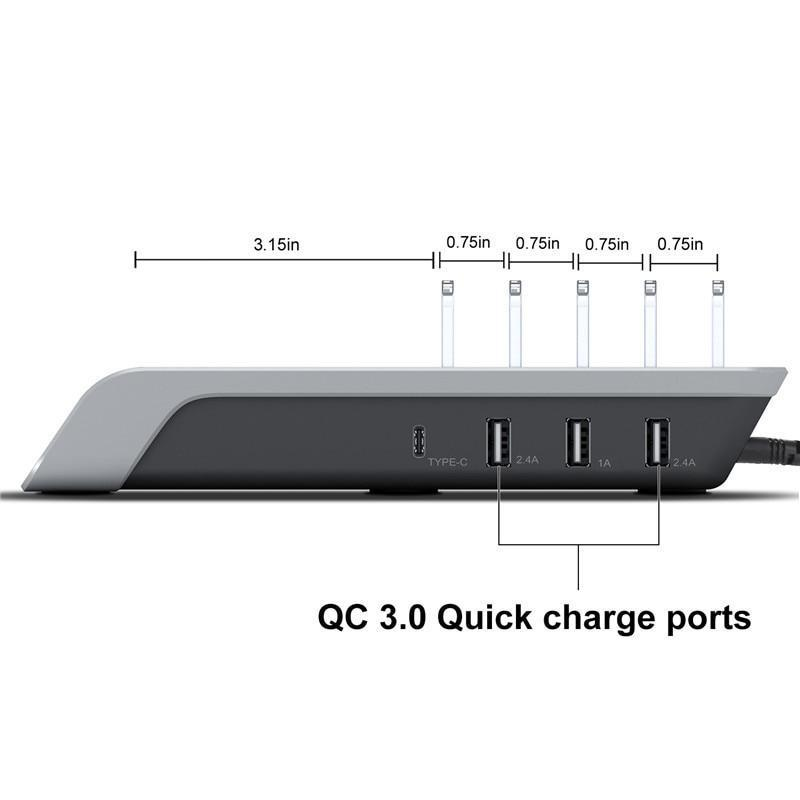 Quick Charging Station - TEROF