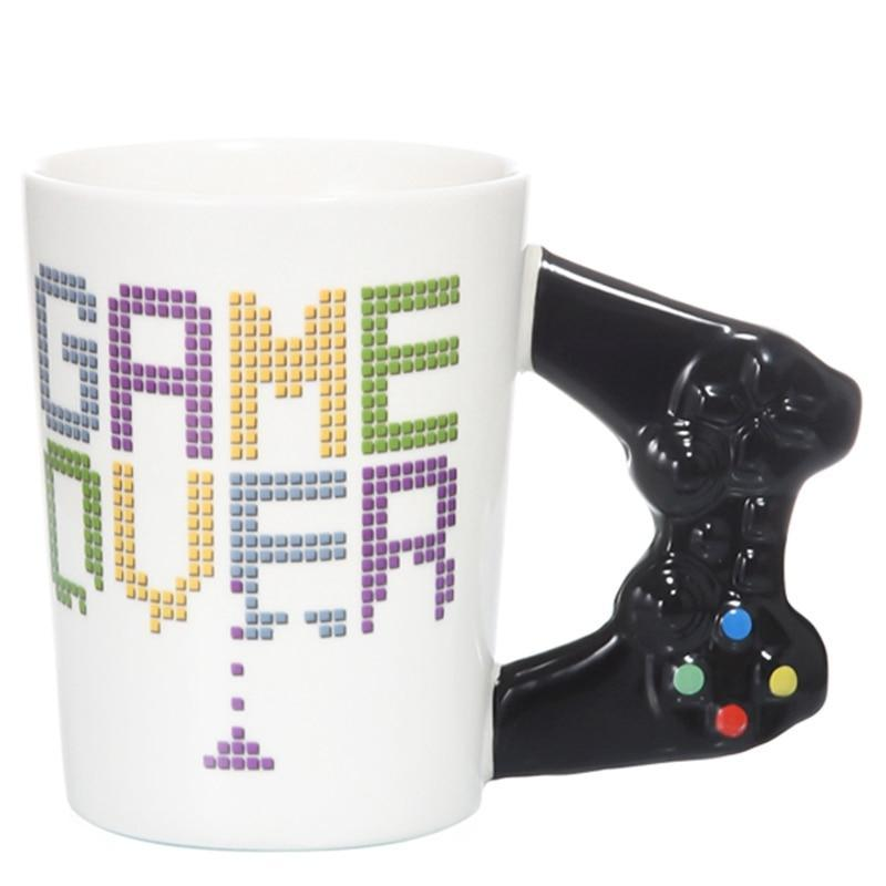 Game Over Mug - TEROF