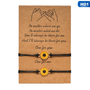 Sunflower Bracelet