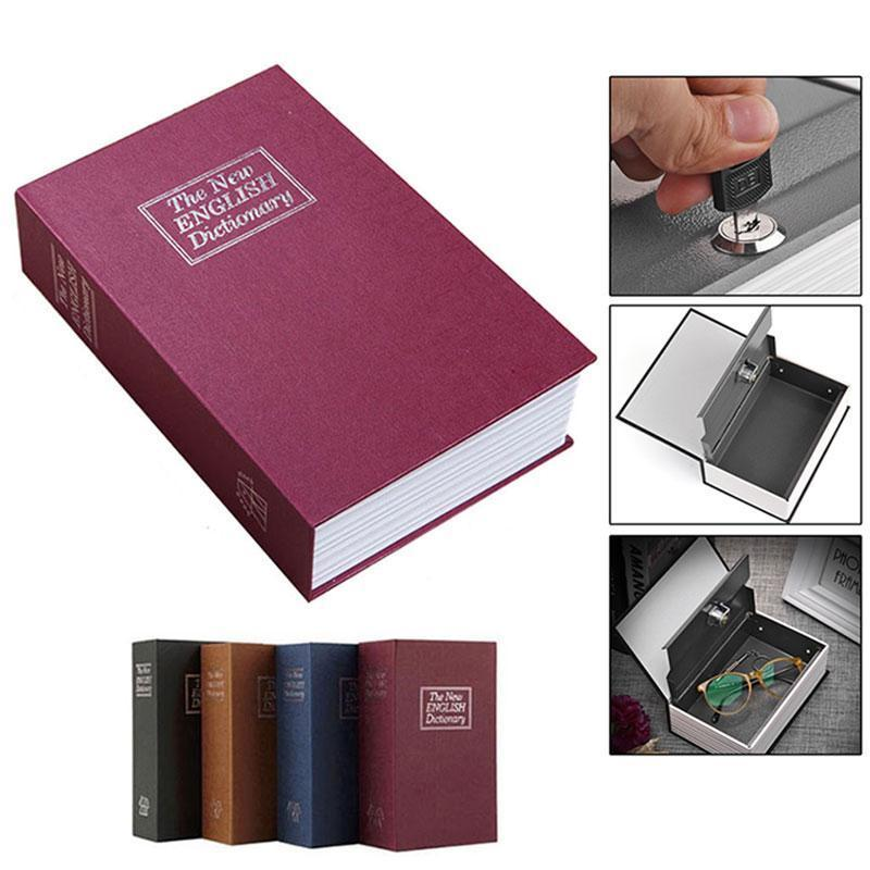 Secret Book Safe - TEROF