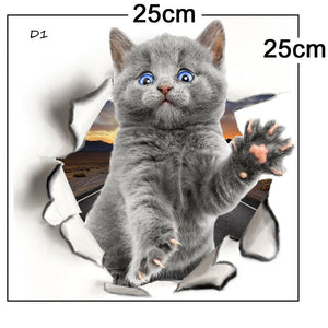 3D Pet Sticker - TEROF