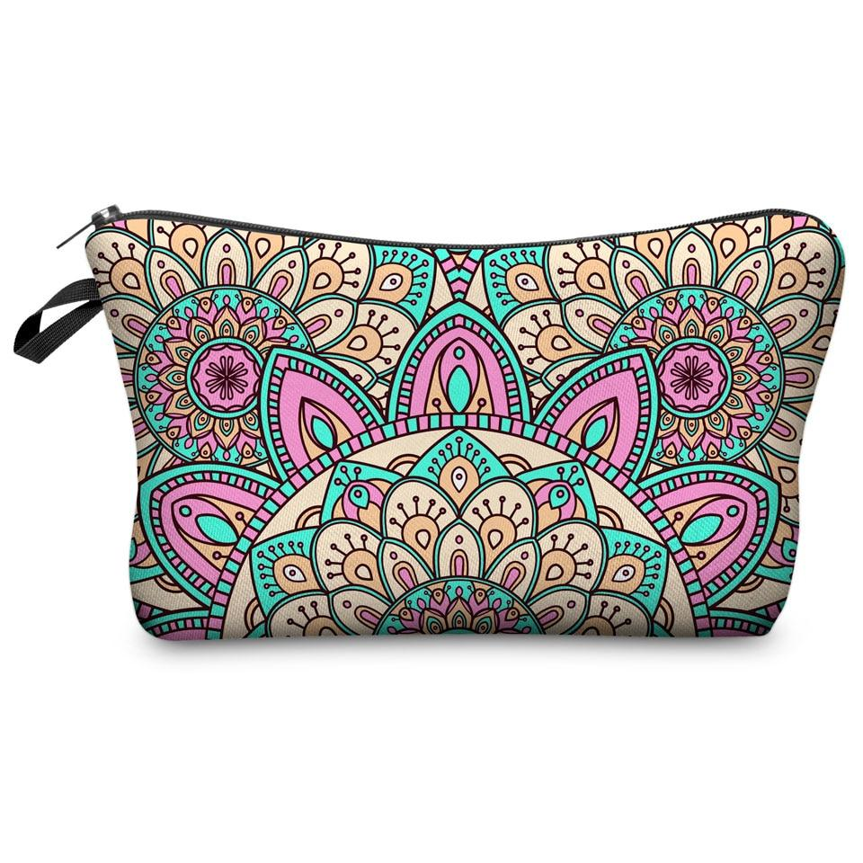 Ladies' Cosmetic Pouch in 3D Print - TEROF
